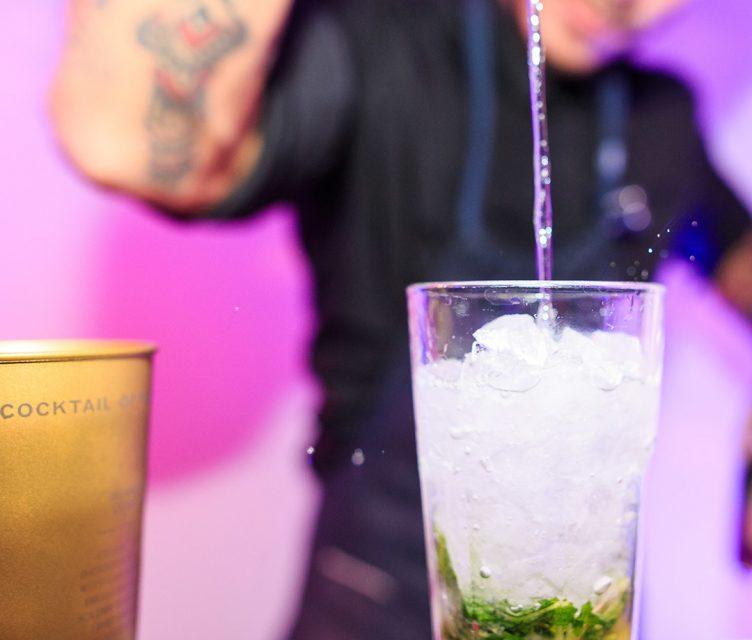 Cocktailshaker huren