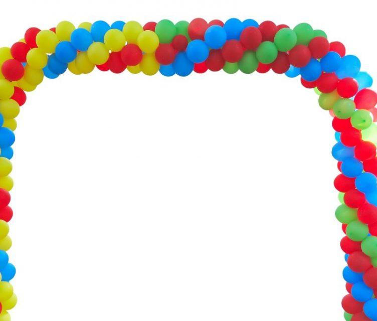 Ballonnen-boog