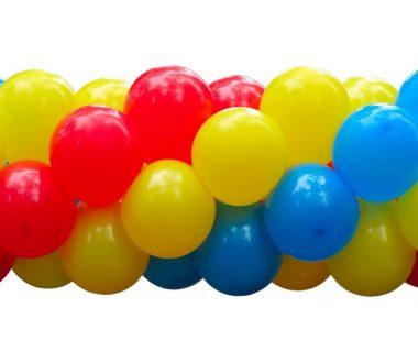 Ballonnen-pilaar