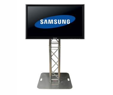 tv scherm huren